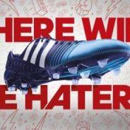 Ποδοσφαιρικά παπούτσια Adidas Nitrocharge!