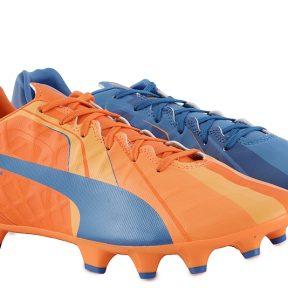 Παπούτσια Ποδοσφαίρου Puma EvoSpeed 4 H2H FG 103726