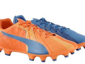 Παπούτσια Ποδοσφαίρου Puma EvoSpeed 4 H2H FG 103726-01