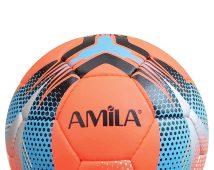 Μπάλα Ποδοσφαίρου Amila #4 Magic R 41218-ORANGE