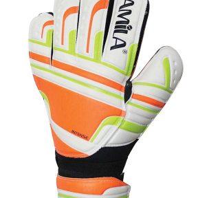 Γάντια Ποδοσφαίρου Amila Τερματοφύλακα Intense Νο6 45924-MULTI