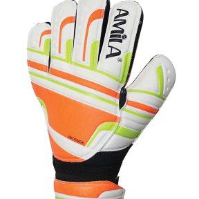 Γάντια Ποδοσφαίρου Amila Τερματοφύλακα Intense Νο10 45928-MULTI