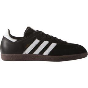 Ποδοσφαίρου adidas Chaussures Samba noir