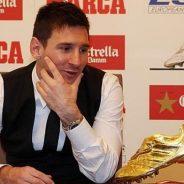 Ποδοσφαιρικό παπούτσι με έμπνευση από τα παιδικά χρόνια του Messi
