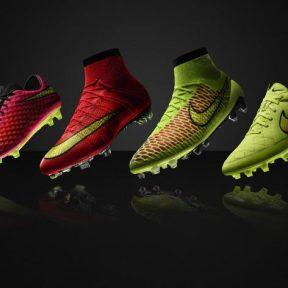 Νέα σειρά ποδοσφαιρικών παπουτσιών από την Nike!