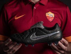 Nike Tiempo Legend Totti τα ποδοσφαιρικά παπούτσια του Φραντσέσκο Τόττι!